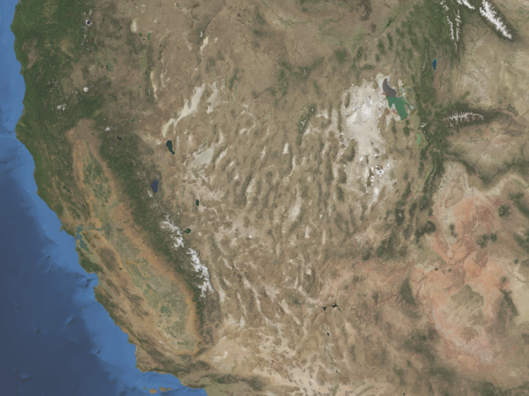 Doppler Weather Radar Map for Grundy Center, Nevada () Regional