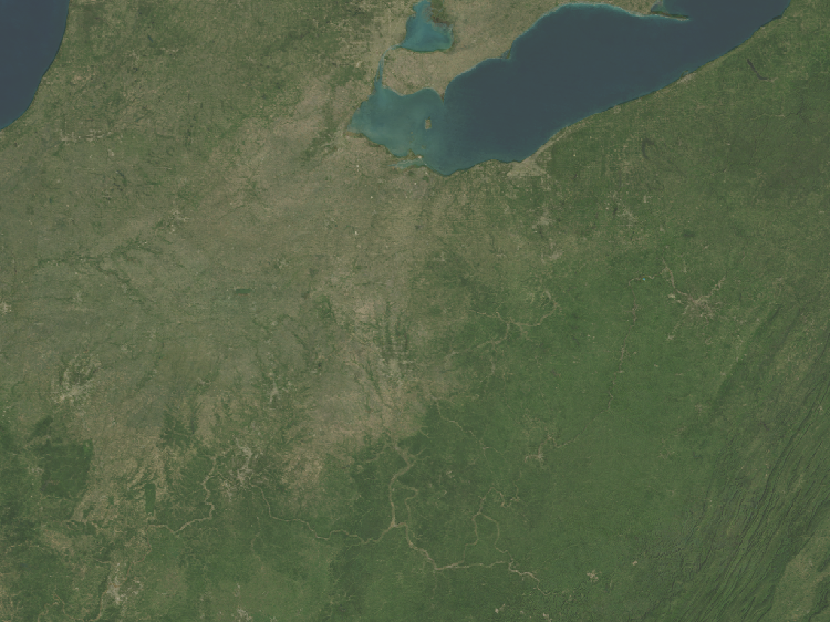 Satellite Map Of United States.Satellite Map For United States