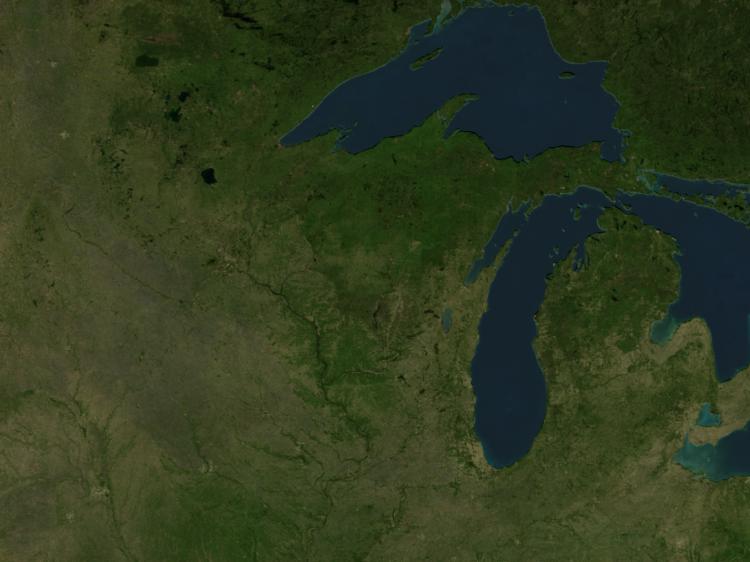 Doppler Weather Radar Map For Jefferson Wisconsin 53549 Regional