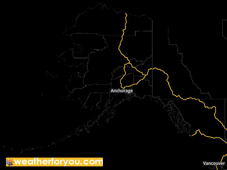 Doppler Weather Radar Map for North Pole, Alaska (99705 ...