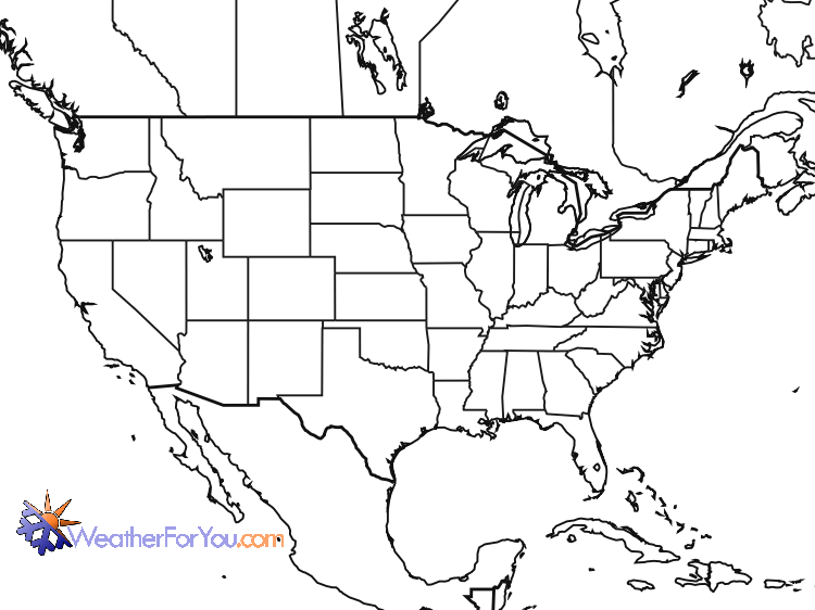 Doppler Weather Radar Map for United States