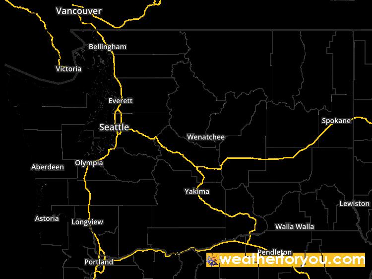 Doppler Weather Radar Map For Issaquah Washington 98027 Regional